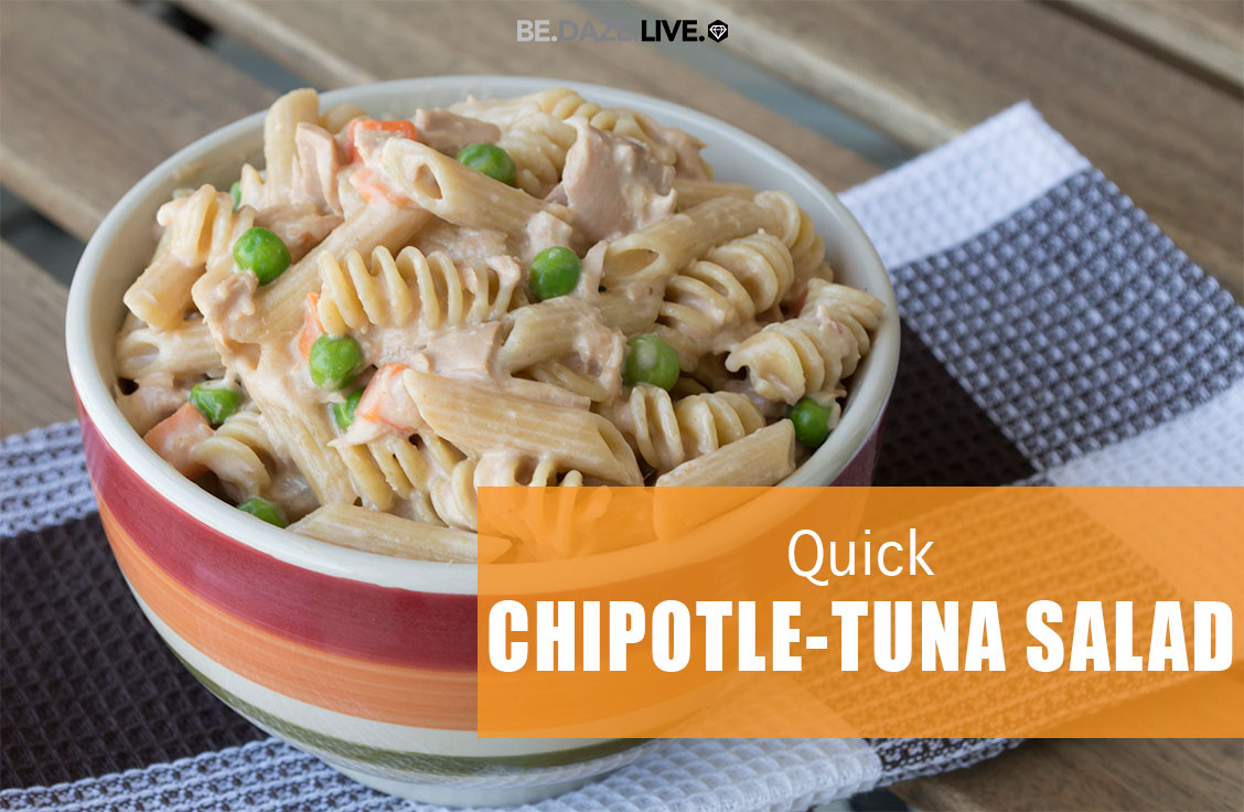 Chipotle-Tuna Salad