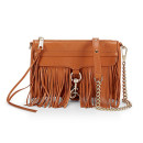 Rebeccaminkoff Mini M.A.C. Crossbody with Fringe