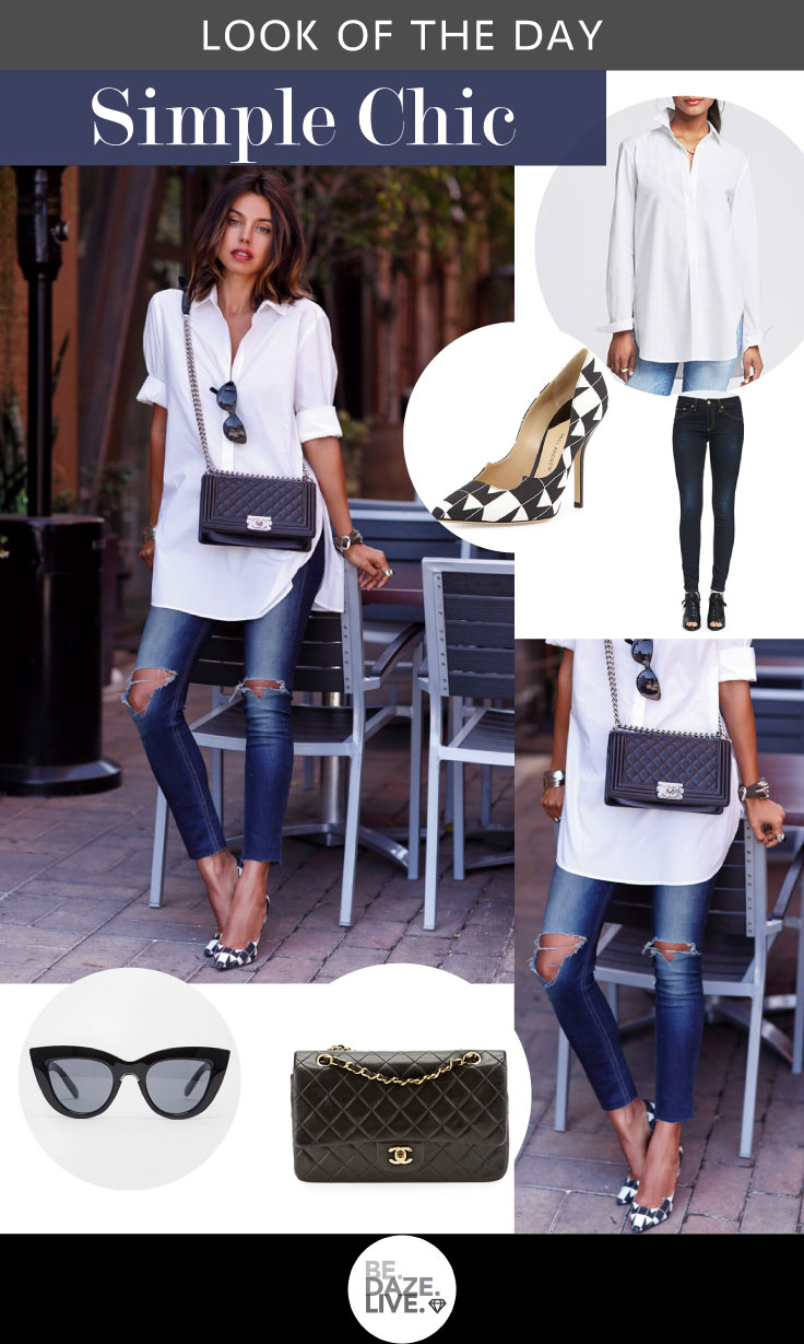 Look of The Day_Simple Chic_Outfit Inspiration