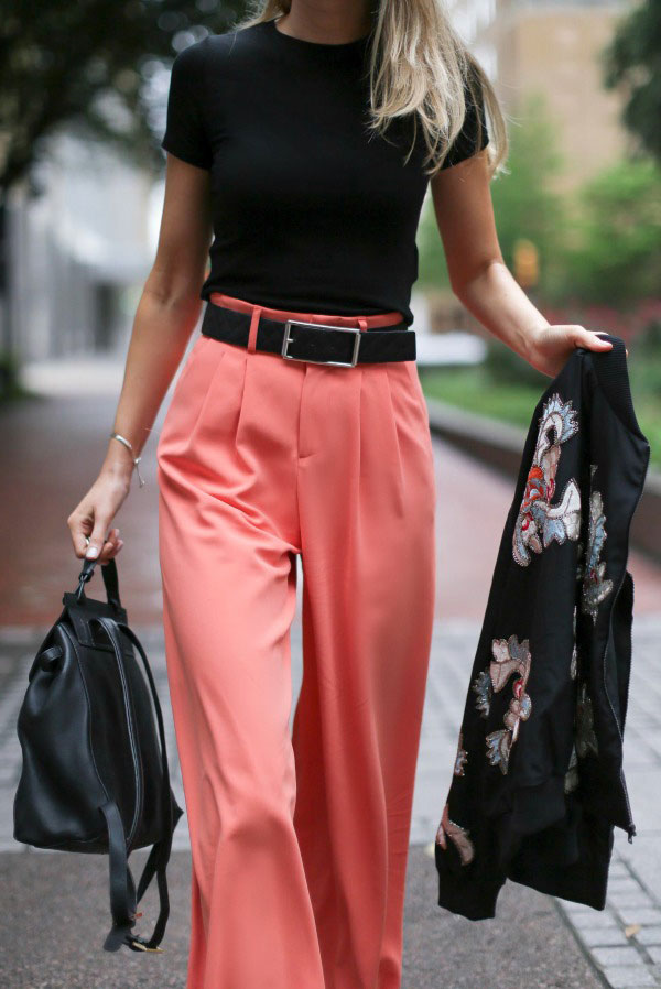 10 Super Chic Palazzo Pant Outfit Ideas Be Daze Live