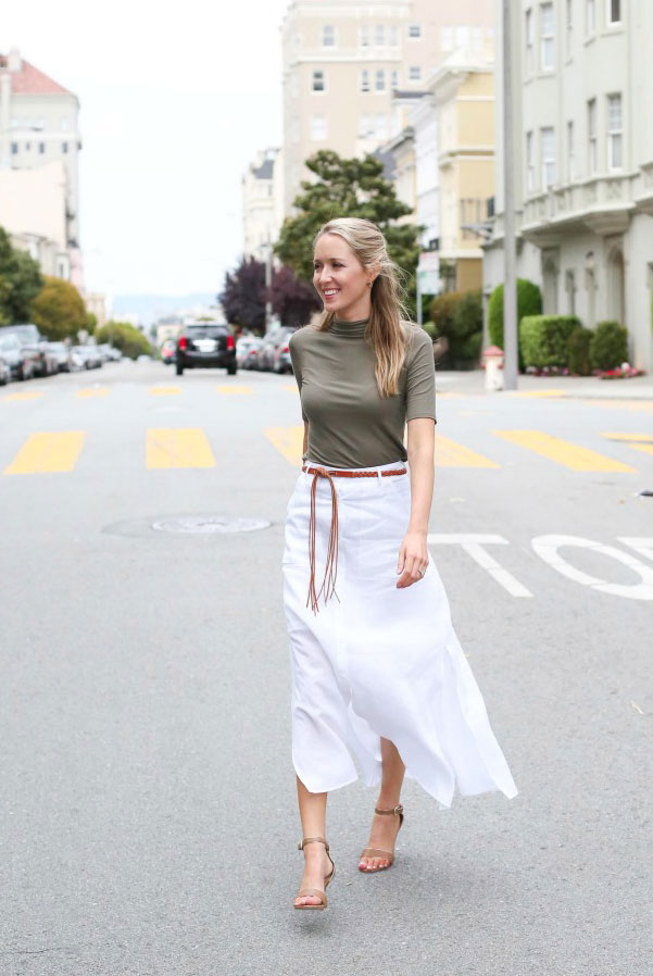 10 Stylish Military Color Outfits For Summer Be Daze Live