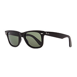 Ray-Ban Classic Wayfarer Sunglasses, black sunglasses, rayban black sunglasses, ray ban black sunglasses