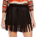BB Dakota Narelle Fringe Skirt