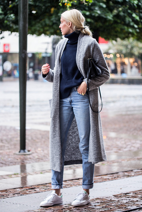 021949bc3e7 35 Outfits That Prove You Can Look Chic On Sneakers