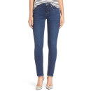 Jag Jeans 'Grant' Jeans, mid wash skinny jeans, dark wash skinny jeans, dark blue skinny jeans