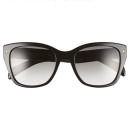 Prada Square Sunglasses, black sunglasses, black square sunglasses