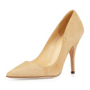 kate spade new york licorice pump, camel suede heel, camel suede pump, camel heel, camel pump, camel stiletto, camel suede stiletto