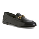 Gucci 'Brixton' Loafer - black loafers, black flat shoes