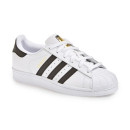 adidas 'Superstar' Sneaker, white sneakers, black sneakers, black and white sneakers, three bar sneakers