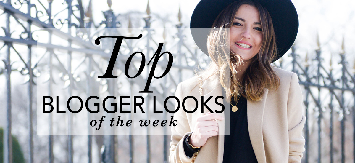 Street Style - The Top Blogger Looks Of The Week