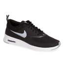 Nike 'Air Max Thea' Sneaker, black sneakers, black sports sneakers, black womens sneakers, black athletic sneakers, black nike sneakers