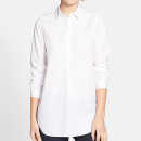 AYR 'The Easy' Shirt, white top, white shirt, white button down shirt, white blouse