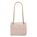 Tory Burch Medium 'Fleming' Bag, pale pink bag, blush bag, pale pink shoulder bag, blush shoulder bag, pale pink quilted bag, blush quilted bag