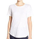 Madewell Whisper Tee - white t-shirt, white crew neck t-shirt, white short sleeve t-shirt