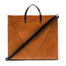Clare V. V Simple Tote, brown handbag, brown tote, brown bag