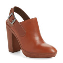 Vince 'Talya' Pump, brown heels, brown heeled clogs, brown slingback heels, brown clogs
