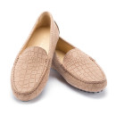 M Gemi The Felize Shoe, nude loafers, nude flats, nude flat shoes, beige loafers, beige flats, beige flat shoes, neutral loafers, neutral flats, neutral flat shoes