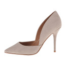 Chinese Laundry Stilo Pump, blush heels, blush stilettos, blush pumps, blush d'orsay pumps, pink pumps, pink heels, pale pink pumps, pale pink heels