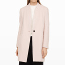 Club Monaco Byella Coat, blush coat, pink coat, pale pink coat
