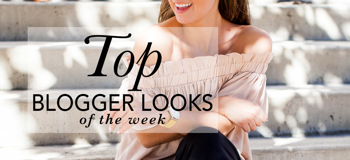 Be Daze Live - The Top Blogger Looks Of The Week, street style, fashion, women's fashion, fall fashion, winter fashion, spring fashion, work outfits, casual outfits, comfy outfits, easy outfits, layers