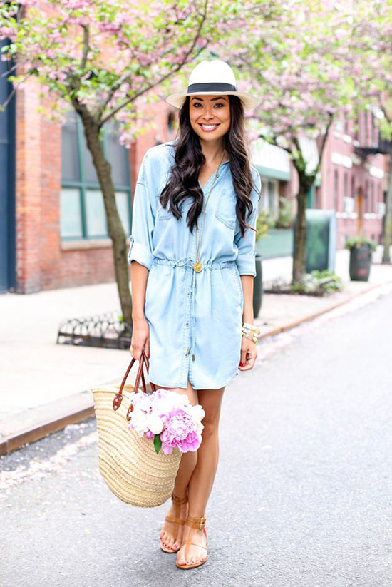 5421e4aedc summer outfits - 30 Summer Outfits To Rock This Spring Break  Fashion  Blogger  With