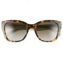 Prada Square Sunglasses, brown square sunglasses, brown sunglasses, tortoise sunglasses, tortoise square sunglasses