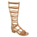 Marc Fisher 'Fair' Gladiator Sandal, light brown gladiator sandal, tan gladiator sandal, nude gladiator sandal, camel gladiator sandal