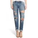 Articles of Society 'Janis' Destroyed Boyfriend Jeans, boyfriend jeans, distressed jeans, destroyed jeans, distressed boyfriend jeans, destroyed boyfriend jeans