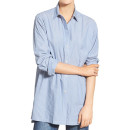 Madewell 'Aoyama' Tunic, blue striped shirt, blue stripe shirt, blue striped long shirt, blue stripe long shirt, blue striped blouse, blue stripe blouse, blue vertical stripe shirt, blue vertical stripe blouse, blue striped long shirt, blue stripe long shirt, blue stripe tunic, blue striped tunic