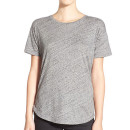 Madewell 'Whisper' Tee, grey t-shirt, grey short sleeve t-shirt, grey round neck t-shirt, grey crew neck t-shirt, grey tee, grey crew neck tee, grey short sleeve tee