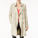 Sanctuary Jane In Paris Trench Coat, beige trench coat