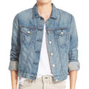 rag & bone/JEAN Denim Jacket, denim jacket, light denim jacket