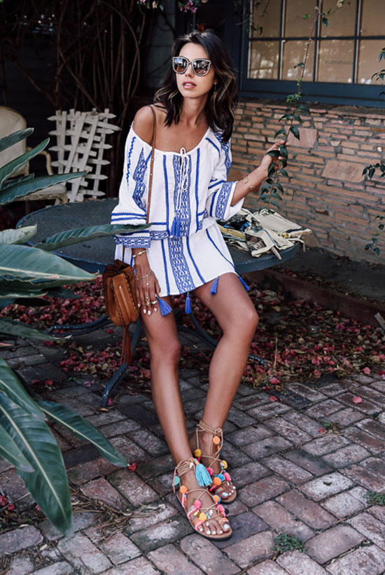 918e240d7c7 Summer Outfits - The Top Blogger Looks Of The Week: Fashion blogger 'Viva  Luxury