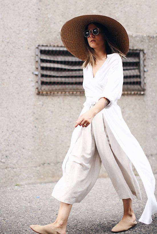 Shoe Trend Alert 10 Ways To Style Flat Mules Be Daze Live