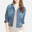 Kut From The Kloth 'Helena' Denim Jacket - denim jacket, medium wash denim jacket