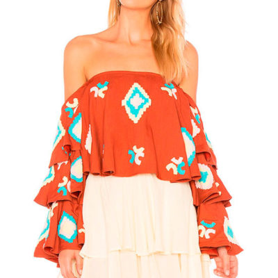Izza Top by All Things Mochi