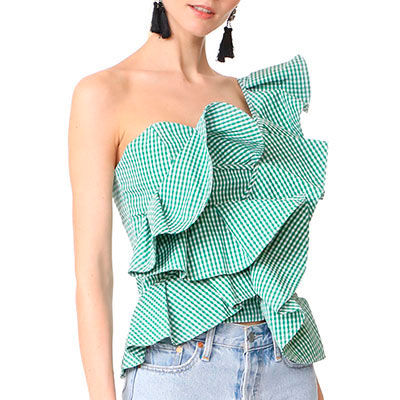 She's All That Top by STYLEKEEPERS