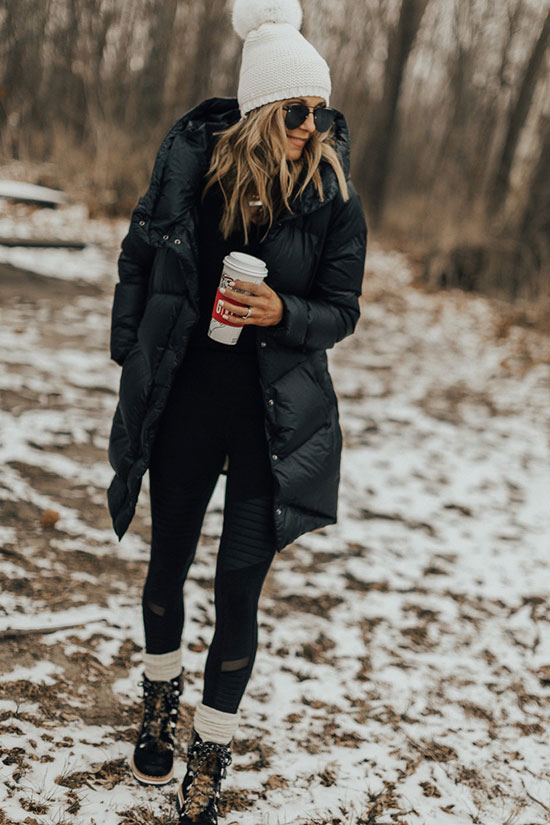 3 Cute Snow Outfits To Try This Winter