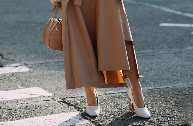 Wear With White Heels