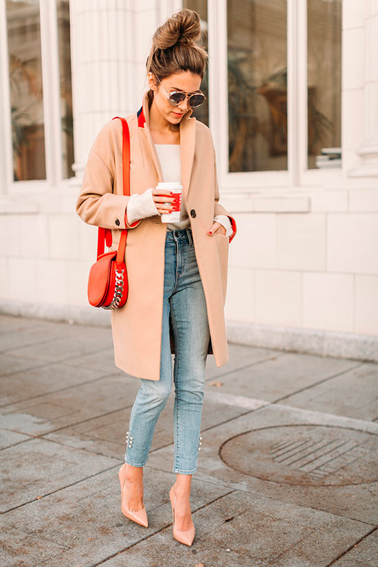 2aef3e7fb385 10 Chic Valentine's Outfits For Every Girls Style: Fashion blogger 'Hello  Fashion Blog'