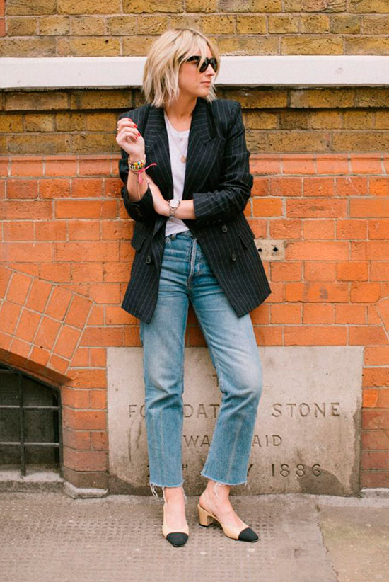 09d064fbab9d 10 Casual Looks To Try This Blazer Season  Fashion blogger  A Style Album