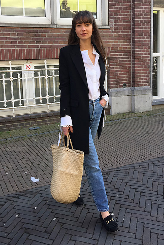 68a3ccb19793 10 Casual Looks To Try This Blazer Season  Fashion blogger  Mode D Amour