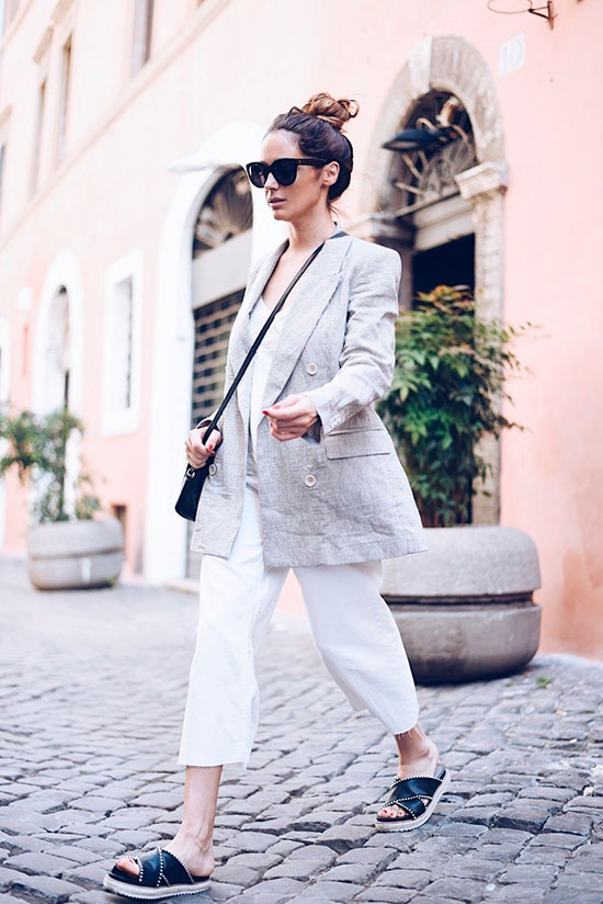eccea3d597c A Month s Worth Of Chic Spring Outfits  Fashion blogger  Stella Wants To  Die