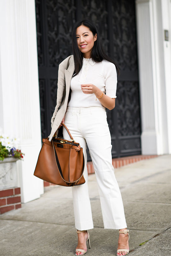 99694bd66bd 35 Classy Office Wear Looks For Fall  Fashion blogger  9 to 5 Chic